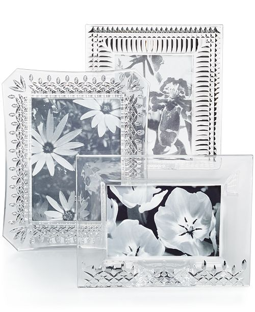 Waterford Gifts Lismore Picture Frames Picture Frames Macys