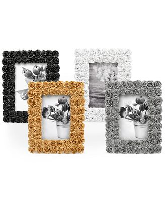 Concepts In Time Floral Bouquet Frame Collection Picture Frames