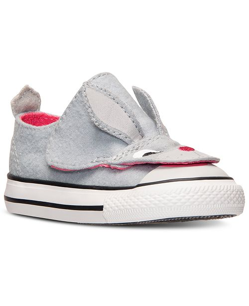b3651f9ff63d3 Converse Toddler Girls' Chuck Taylor All Star Creatures Casual ...