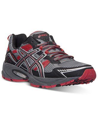 Asics Men's GEL-Venture 4 Running Sneakers from Finish Line