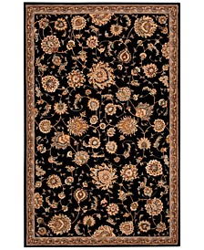 "Wool and Silk 2000 2360 7'9"" x 9'9"" Area Rug"