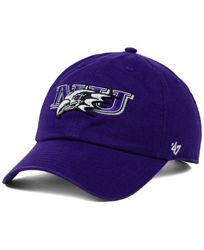'47 Brand Niagara Purple Eagles Clean-Up Cap