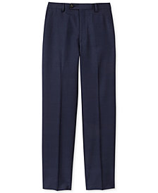Lauren Ralph Lauren Blue Pants, Big Boys Husky