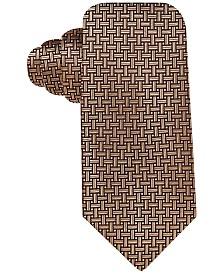 Tasso Elba Positano Grid Classic Tie