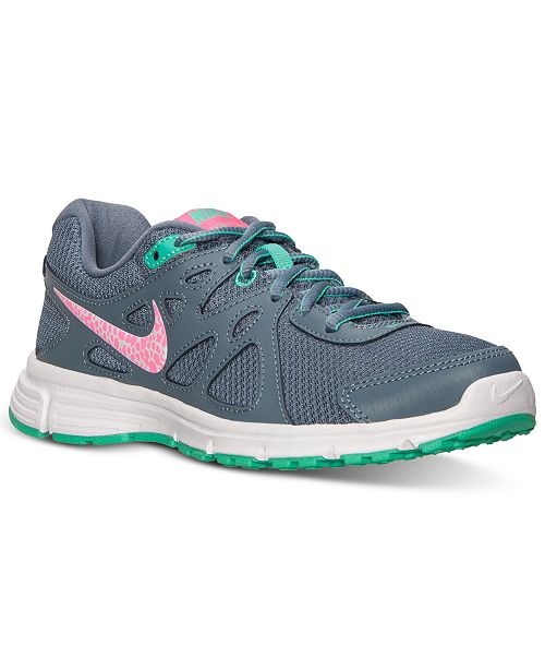 casual shoes recognized brands new list Nike Women's Revolution 2 Running Sneakers from Finish Line ...
