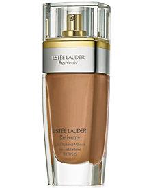 Estée Lauder Re-Nutriv Ultra Radiance Liquid Makeup SPF 15, 1-oz.