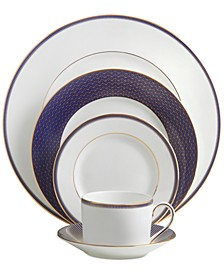 Lismore Diamond Lapis 5-Pc. Place Setting