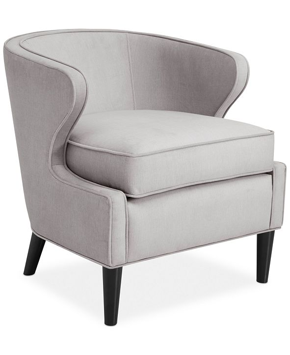 Furniture Macaulay Fabric Accent Chair