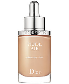 Dior Diorskin Nude Air Serum Foundation SPF 25, 1 oz