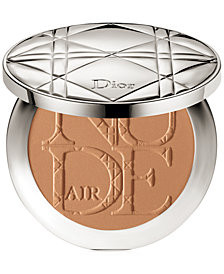 Dior Diorskin Nude Air Tan Powder Healthy Glow Sun Powder with Kabuki Brush