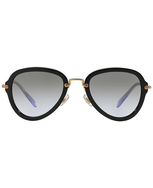 c6a43f14fb MIU MIU Sunglasses