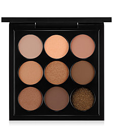 MAC Amber x 9 Eye Shadow Palette