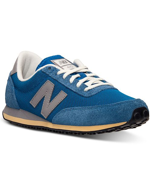 New Balance Men s 410 Casual Sneakers from Finish Line - Finish Line ... 321d57f63427