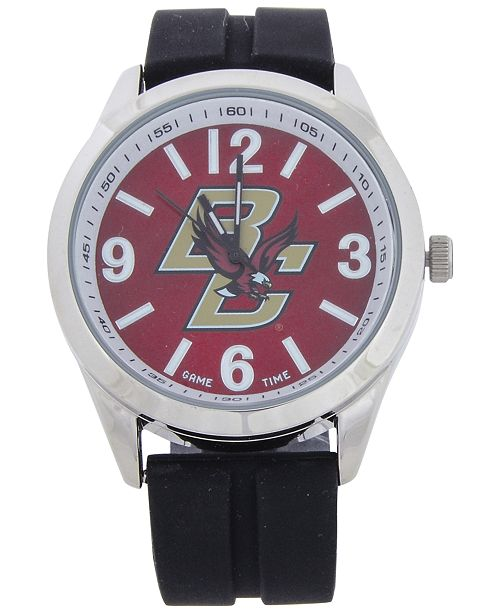 Game Time Boston College Eagles Varsity Watch & Reviews ...