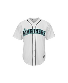 Majestic Men's Seattle Mariners Replica Jersey