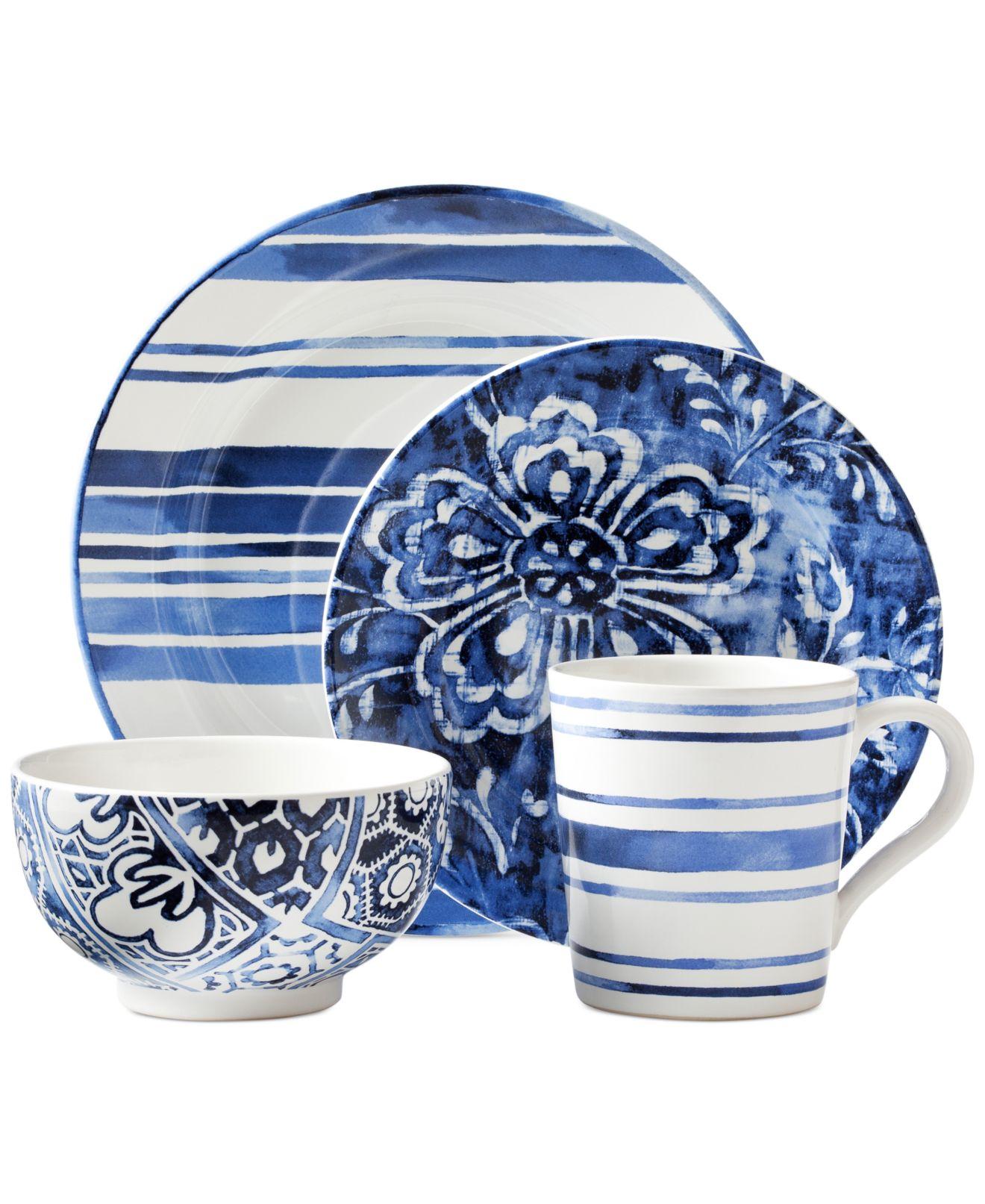 ralph lauren dinnerware macy s ralph lauren cote d azur mix and match collection
