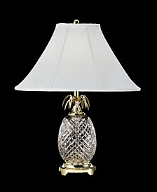 "Waterford ""Hospitality"" Table Lamp, 25"""