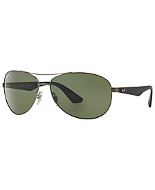 Ray-Ban Polarized Sunglasses, RB3526 63