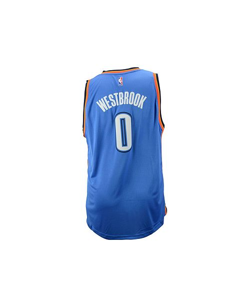 finest selection b353f 8b364 adidas Men's Russell Westbrook Oklahoma City Thunder ...