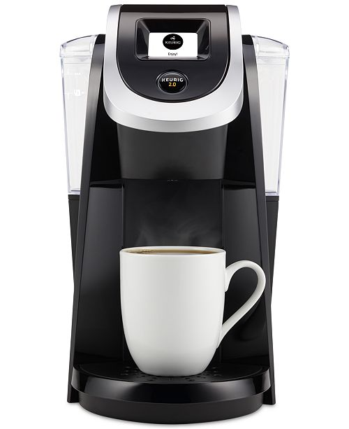 Keurig K250 Plus Brewing System Reviews Coffee Tea