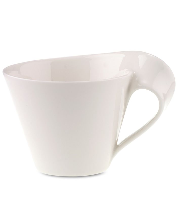 """Villeroy & Boch - """"New Wave Caffé"""" Café Au Lait Cup"""