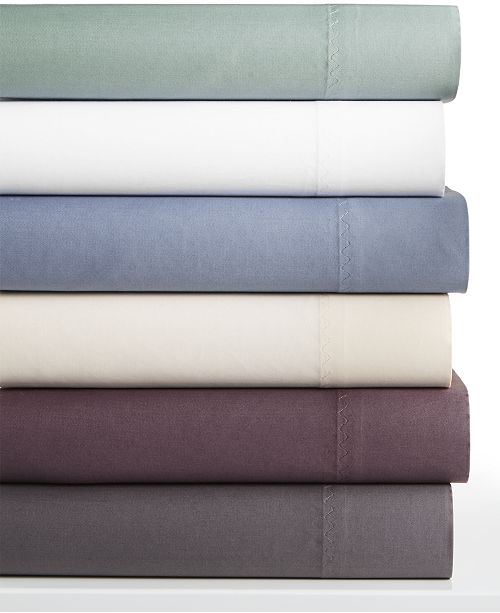 Calvin Klein CLOSEOUT! Valencia California King 4-pc Sheet Set, 450 Thread Count 100% Cotton