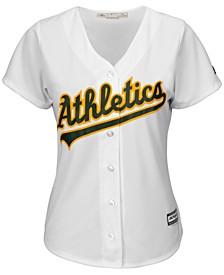 Women's Oakland Athletics Cool Base Jersey