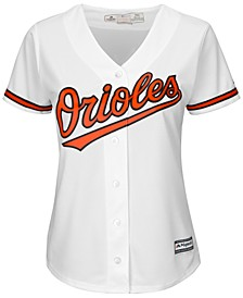 Women's Baltimore Orioles Cool Base Jersey