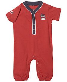 Majestic Babies' St. Louis Cardinals Coverall