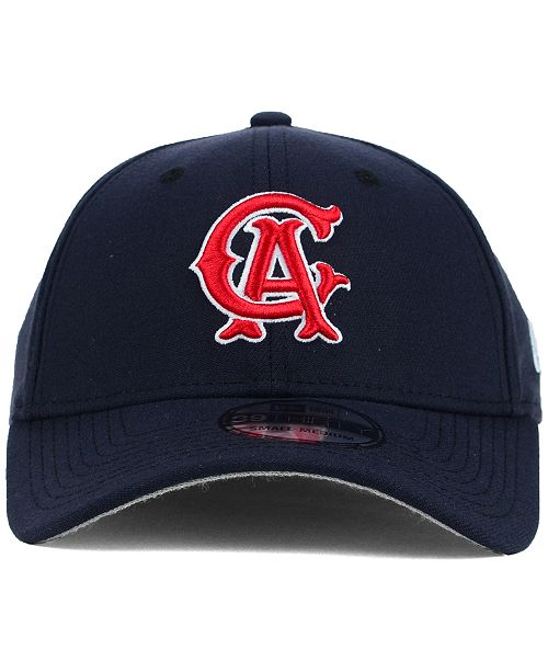 super popular e6ca0 b8a99 ... New Era Los Angeles Angels of Anaheim Core Classic 39THIRTY Cap ...