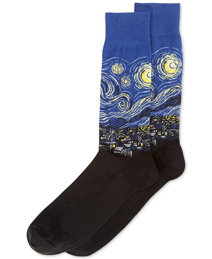 Hot Sox - Men's Starry Night Socks