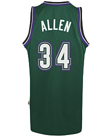 Men's Ray Allen Milwaukee Bucks Swingman Jersey