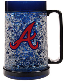 Memory Company Atlanta Braves 16 oz. Freezer Mug