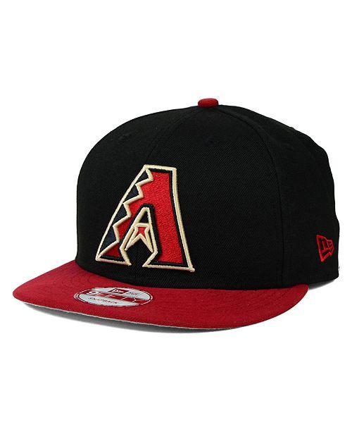 New Era Arizona Diamondbacks 2-Tone Link 9FIFTY Snapback Cap