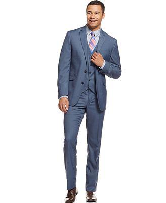 Lite Blue Suit   My Dress Tip