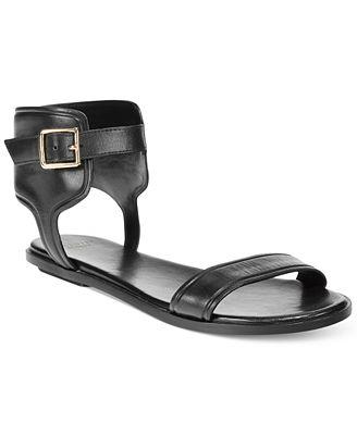Barra Snake Print Sandals