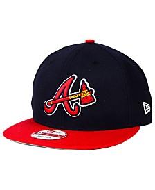 New Era Atlanta Braves 9FIFTY Snapback Cap