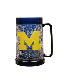 Memory Company Michigan Wolverines 16 oz. Freezer Mug