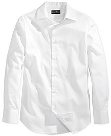 Lauren Ralph Lauren Tuxedo Shirt, Big Boys