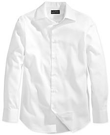 Lauren Ralph Lauren Husky Tuxedo Shirt