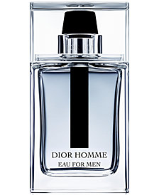 Dior Homme Eau for Men Eau de Toilette Spray, 5 oz.