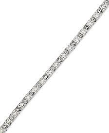 Diamond Tennis Bracelet in 14k White Gold (1/2 ct. t.w.)