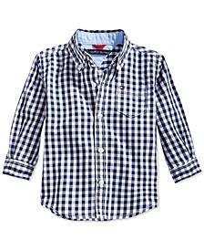 Baby Boys Baxter Plaid Shirt