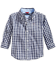 Tommy Hilfiger Baby Boys Baxter Plaid Shirt