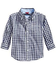 89d76f05e30 Tommy Hilfiger Baby Boys Max Denim Shirt   Reviews - Shirts   Tees ...