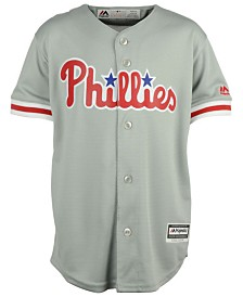 Majestic Philadelphia Phillies Replica Jersey, Big Boys