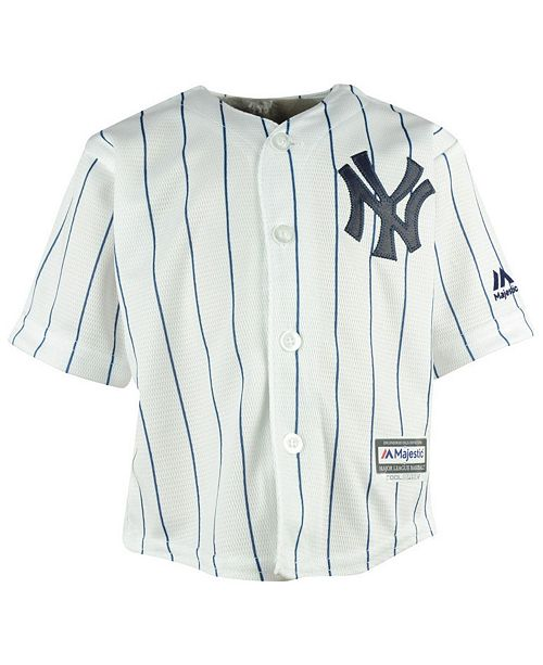 brand new 9d5c7 985fe Toddlers' New York Yankees Replica Jersey