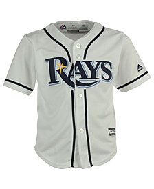 Majestic Toddlers' Tampa Bay Rays Replica Jersey