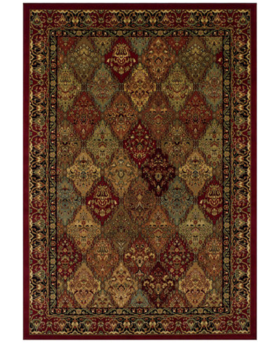 CLOSEOUT! Dalyn St. Charles WB38 Red 8' x 10' Area Rug