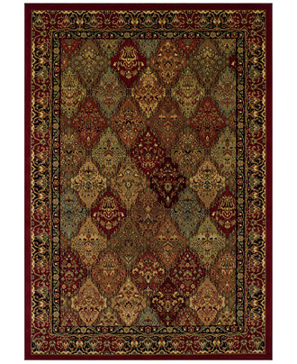 Closeout Dalyn St Charles Wb38 Red Area Rug Rugs Macy S
